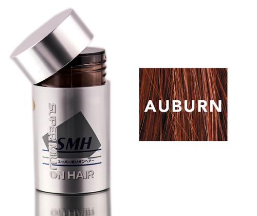 Super Million Hair Auburn Enhancement Fibers