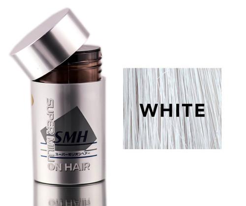 Super Million Hair White Enhancement Fibers