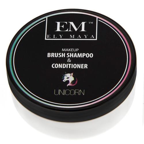 Ely Maya Make-up Brush Shampoo & Conditioner - Unicorn