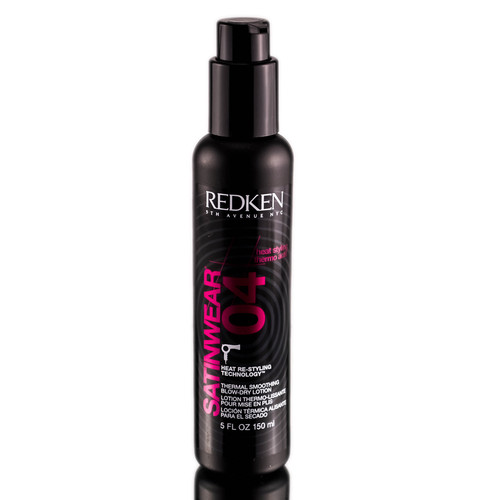 Redken Satinwear Thermal Smoothing Blow-Dry Lotion #04