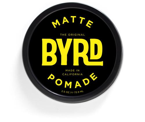 BYRD Matte Pomade