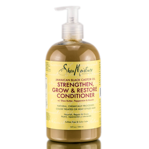 Shea Moisture (Jamaican Black Castor Oil) Strengthen, Grow and Restore Conditioner