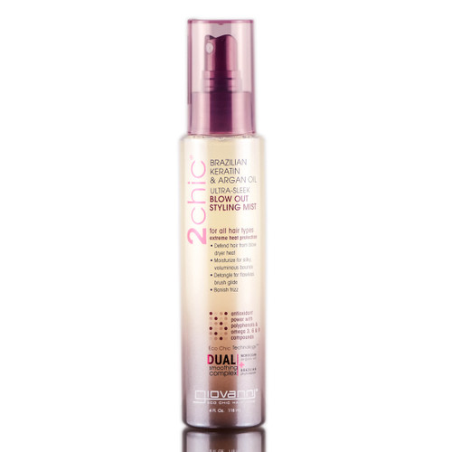 Giovanni 2 Chic Ultra Sleek Blowout Styling Mist