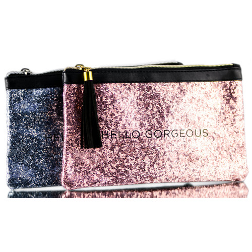 Danielle Creations Glitter Collection - Hello Gorgeous Tote