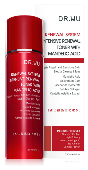 Dr.Wu Renewal System Intensive Renewal Toner (with Mandelic Acid)