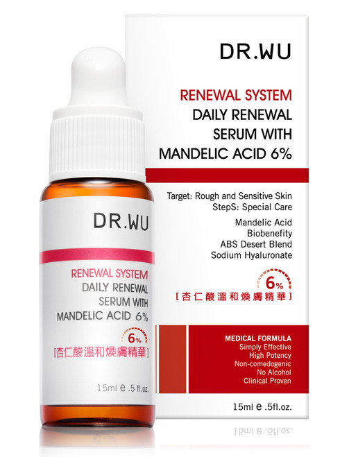 Dr.Wu Renewal System Daily Renewal Serum (Mandelic Acid)