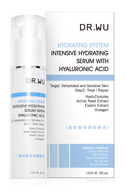 Dr.Wu Hydrating System Intensive Hydrating Serum (with Hyaluronic Acid)
