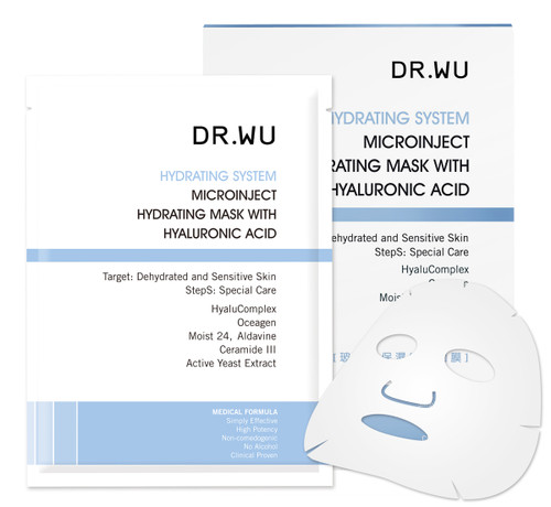 Dr.Wu Hydrating System Ultimate Hydrating Mask (Hyaluronic Acid)