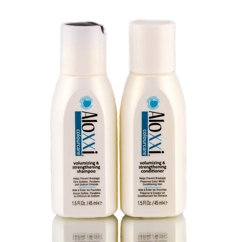 Aloxxi Take Home Volumizing & Strengthening Kit