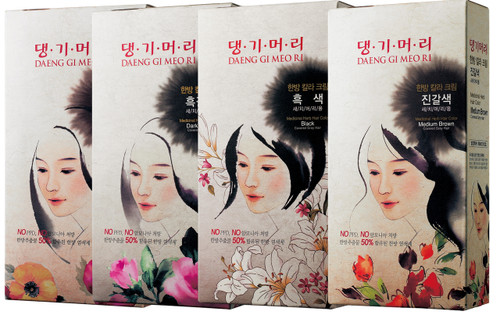 Daeng Gi Meo Ri Herbal Cream Hair Dye