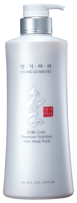 Daeng Gi Meo Ri Ki Gold Premium Nutritive Hair Mask Pack