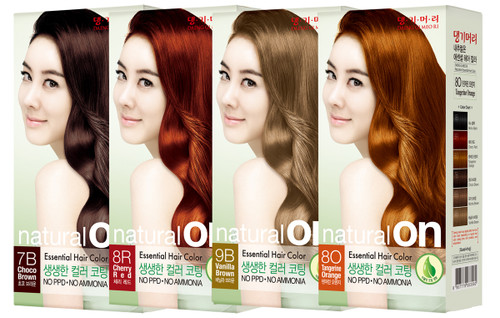 Daeng Gi Meo Ri Naturalon Essential Hair Color
