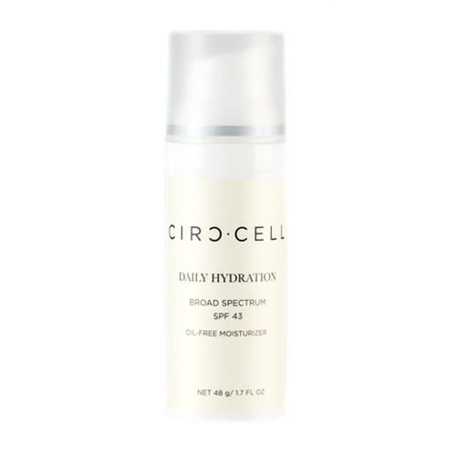 Circ Cell Skincare Daily Hydration Oil Free Moisturizer