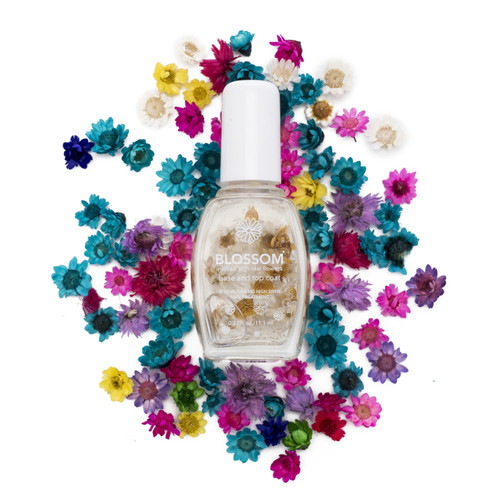 Blossom Base & Top Coat Nail Treatment