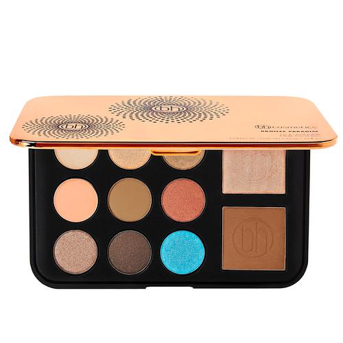 BH Cosmetics Bronze Paradise Eye & Cheek Palette