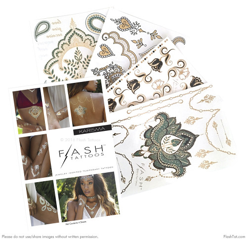 Flash Tattoos - Karisma