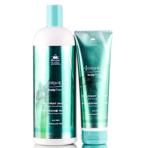 Avlon Affirm Care Scalp Therapy Treatment Shampoo