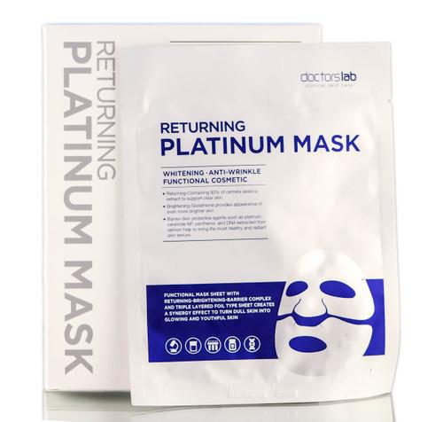 Doctor's Lab Returning Platinum Mask