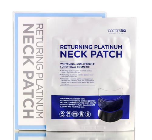 Doctor's Lab Returning Platinum Neck Patch