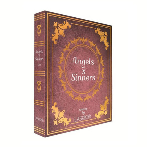LA Splash Angels X Sinners Story Book Collection