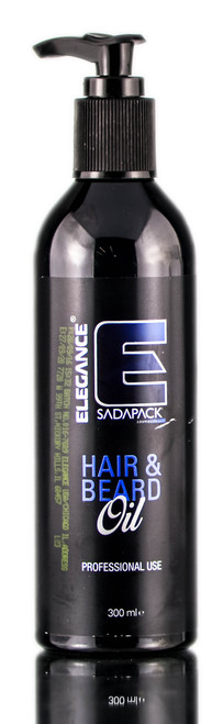 Elegance Plus Hair & Beard Oil