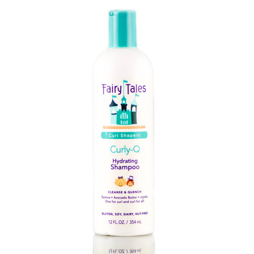 Fairy Tales Curly-Q Hydrating Shampoo