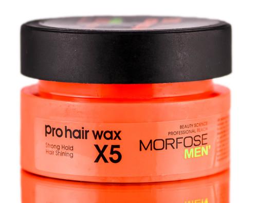 Morfose Pro Men' Prohair Wax x5 - Strong