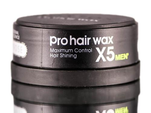 Morfose Pro Men' Prohair Wax x5 - Max