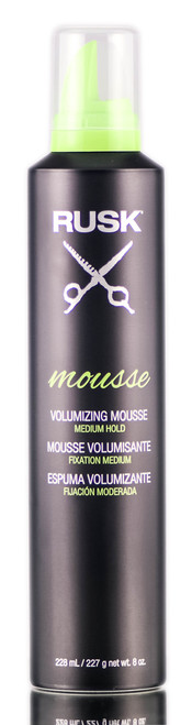 Rusk Volumizing Mousse - Med Hold
