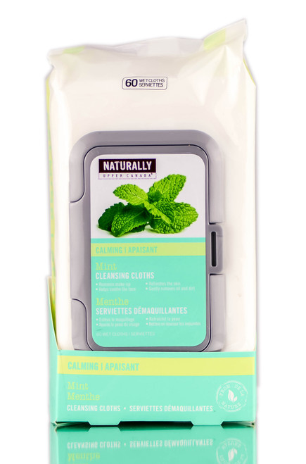 Danielle Creations Calming Mint Cleansing Cloths