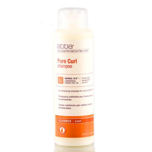 Abba Pure Curl Shampoo
