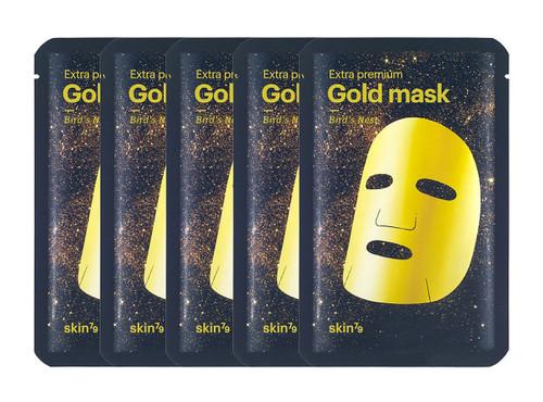 Skin 79 Extra Premium Gold Mask Bird's Nest