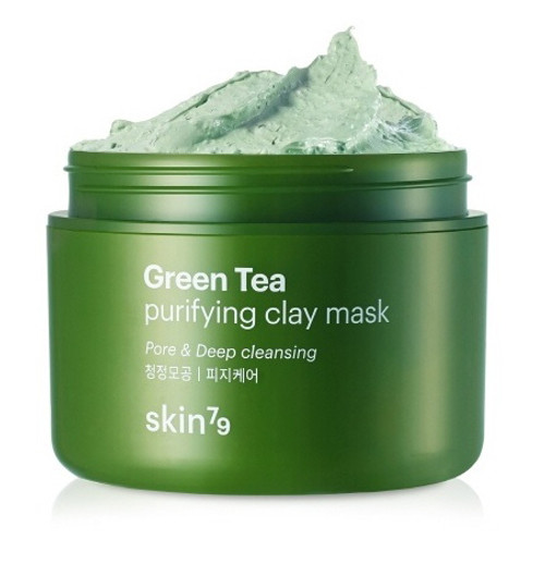 Skin 79 Green Tea Purifying Clay Mask