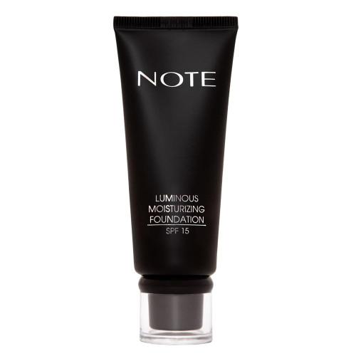 Note Cosmetics Luminous Moisturizing Foundation