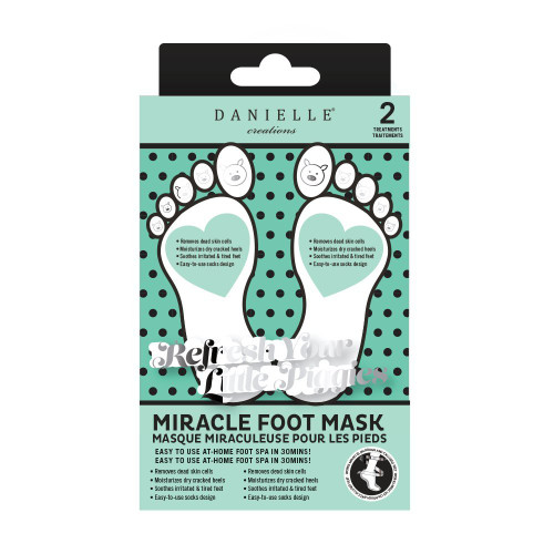 Danielle Creations Miracle Foot Mask