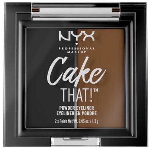 NYX Cake That! Powder Eyeliner