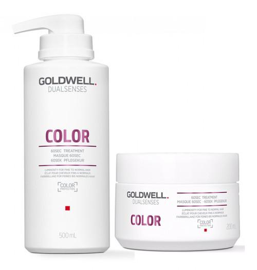 Goldwell Dualsenses Color 60Sec Treatment