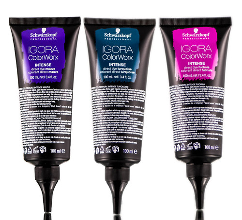 Schwarzkopf Igora ColorWorx Intense Direct Dye