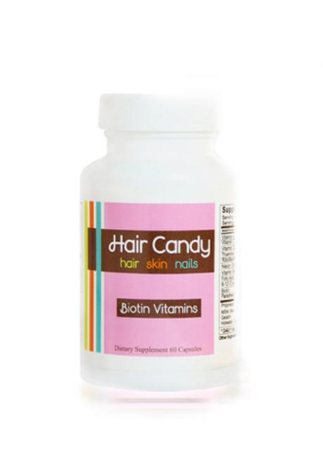 Hair Candy Biotin Vitamins