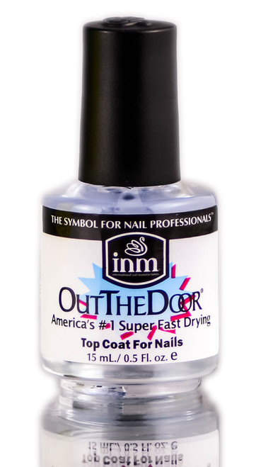 INM Out of the Door Super Fast Drying Top Coat