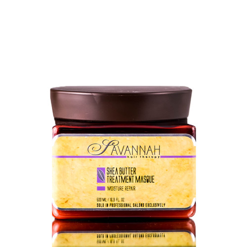 Savannah Hair Therapy Shea Butter Treatment Masque