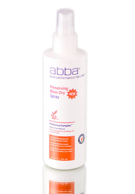 Abba Preserving Blow Dry Spray