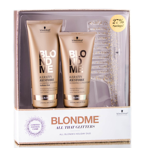 Schwarzkopf Professional Blondme All That Glitters All Blondes Holiday Duo