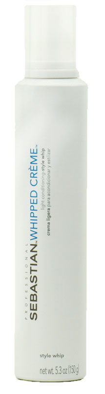 Sebastian Whipped Creme - Light Conditioning Style Whip 070018000804