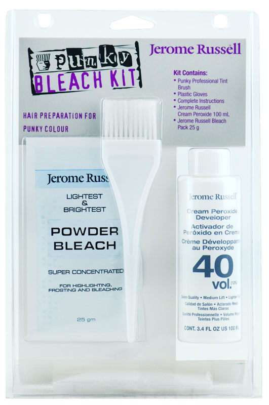 Jerome Russell Punky Bleach Kit 014608582288