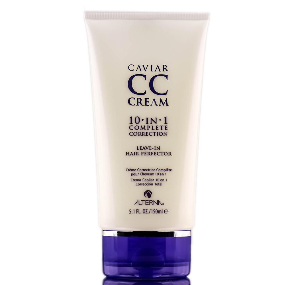 Alterna Caviar CC Cream 10- in-1 & Leave-In Hair Perfector 873509024187