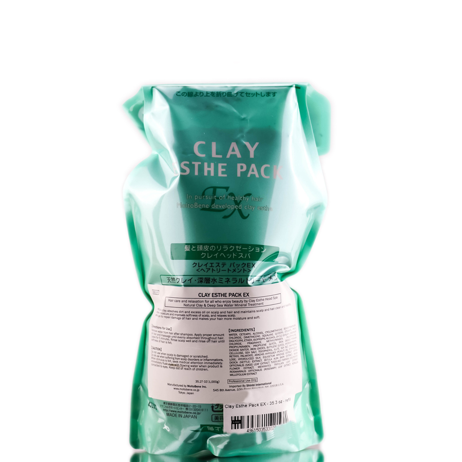 Clay Esthe Pack Ex - Refill 4961503533029