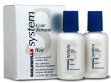 Goldwell Color Remover for Hair 669394012985