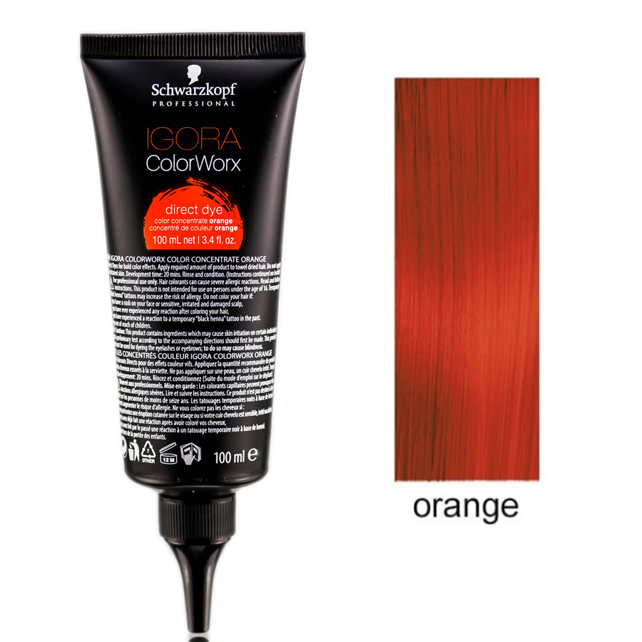 Schwarzkopf Igora ColorWorx Direct Dye 4045787328707