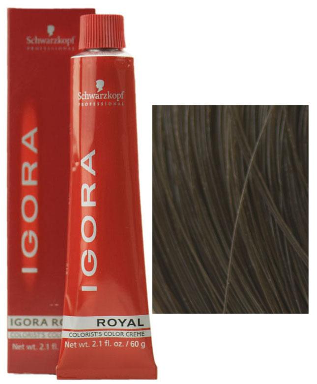 Schwarzkopf Professional Igora Royal Hair Color 7702045538878